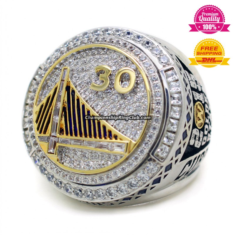 2015 Golden State Warriors NBA Championship Ring