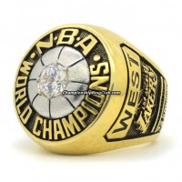 1972 Los Angeles Lakers Championship Ring