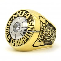 1975 Golden State Warriors Championship Ring