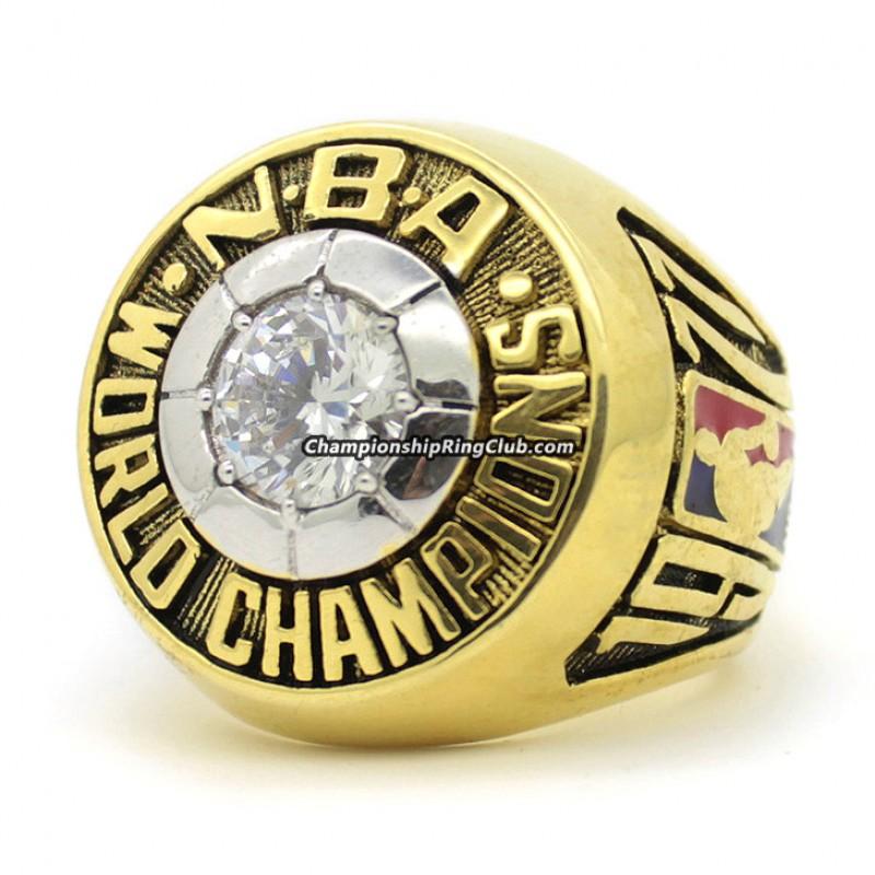 1977 Portland Trail Blazers NBA Championship Ring