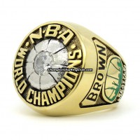 1979 Seattle Super Sonics NBA Championship Ring