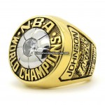1980 Los Angeles Lakers Championship Ring