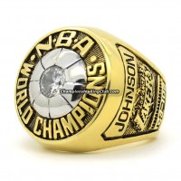 1980 Los Angeles Lakers NBA Championship Ring