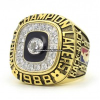1988 Los Angeles Lakers NBA Championship Ring