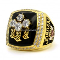 1996 Chicago Bulls NBA Championship Ring