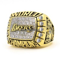 2000 Los Angeles Lakers Championship Ring