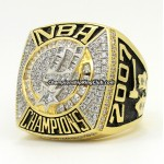 2007 San Antonio Spurs NBA Championship Ring
