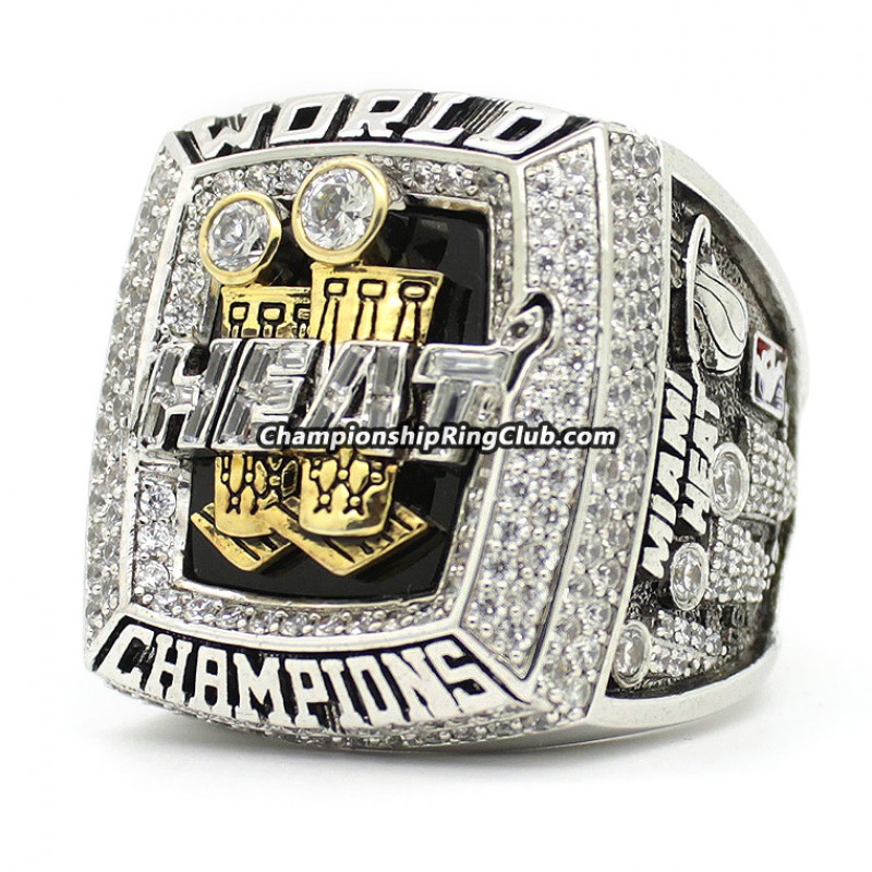 2013 Miami Heat Championship Ring