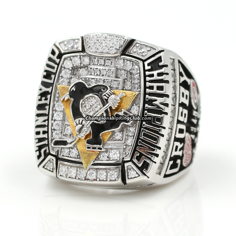 2009 Pittsburgh Penguins Stanley Cup Ring