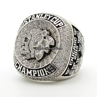2015 Chicago Blackhawks NHL Championship Ring