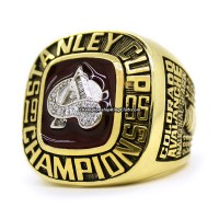 1996 Colorado Avalanche Stanley Cup Championship Ring