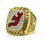 2000 New Jersey Devils Stanley Cup Championship Ring