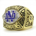 1988 Notre Dame Fighting Irish NCAA National Championship Ring