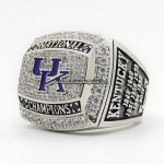 2012 Kentucky Wildcats National Championship Ring