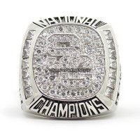 2004 USC Trojans NCAA National Championship Ring