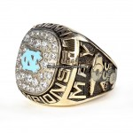 2005 North Carolina Tar Heels National Championship Ring