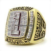2005 Texas Longhorns NCAA National Champions Ring
