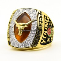 2005 Texas Longhorns Rose Bowl Ring