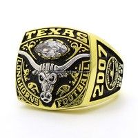2007 Texas Longhorns NCAA Holiday Bowl Championship Ring