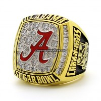 2008 Alabama Crimson Tide NCAA SEC Championship Ring