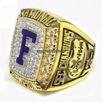 2008 Florida Gators National Championship Ring