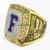 2008 Florida Gators NCAA National Championship Ring