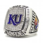 2008 Kansas Jayhawks NCAA National Championship Ring