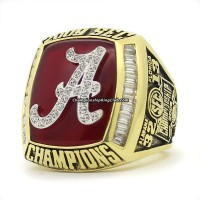 2009 Alabama Crimson Tide NCAA SEC Championship Ring