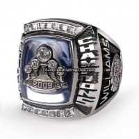 2009 North Carolina Tar Heels National Championship Ring