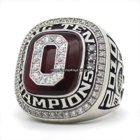 2010 Ohio State Buckeyes NCAA Big Ten Championship Ring