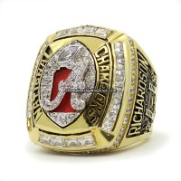 2011 Alabama Crimson Tide NCAA National Championship Ring