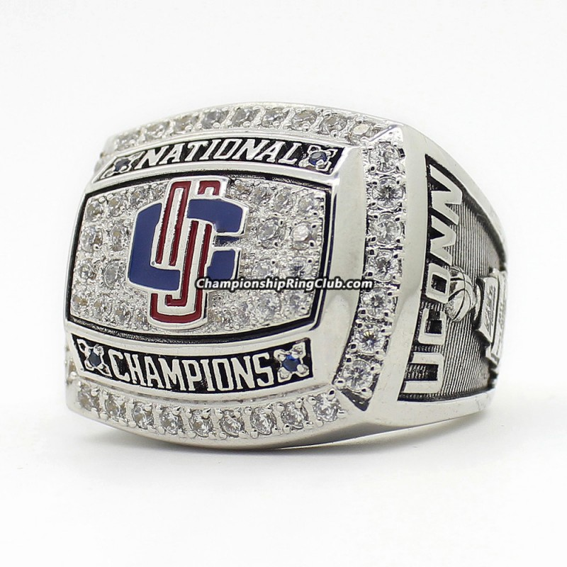 2011 Connecticut Huskies National Championship Ring