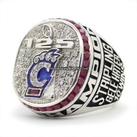 2012 Cincinnati Bearcats Big East Championship Ring