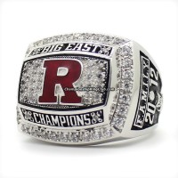 2012 Rutgers Scarlet Knights Big East Championship Ring