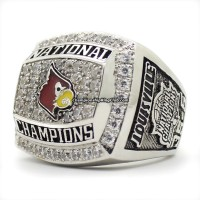 2013 Louisville Cardinals NCAA National Championship Ring