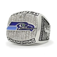 2013 Seattle Seahawks Fans Ring