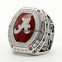 2014  Alabama Crimson Tide NCAA SEC Championship Ring