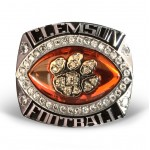 2014 Clemson Tigers Russell Athletic Bowl Ring