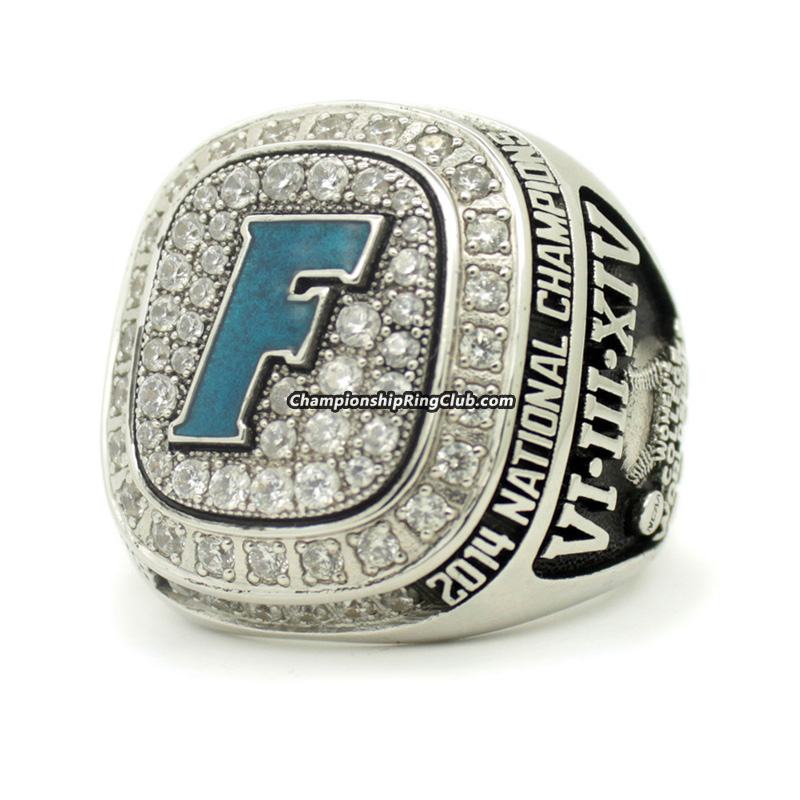 2014 Florida Gators Softball WCWS Championship Ring