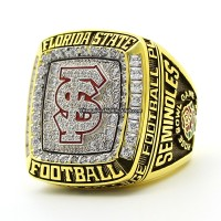 2014 Florida State Seminoles NCAA Championship Ring