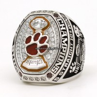 2015 Clemson Tigers ACC Championship Ring