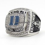 2015 Duke Blue Devils NCAA National Championship Ring