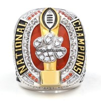 2016 Clemson Tigers National Championship Ring