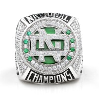 2016 North Dakota Fighting Hawks National Championship Ring