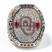2016 Oklahoma Sooners Big 12 Championship Ring