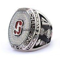 2016 Stanford Cardinal NCAA Rose Bowl Championship Ring