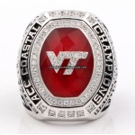 2016 Virginia Tech Hokies Championship Ring