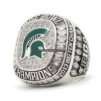 2013 Michigan State Spartans NCAA Championship Ring