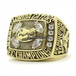 1996 Florida Gators SEC Championship Ring