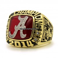 2014 Alabama Crimson Tide SEC Championship Ring
